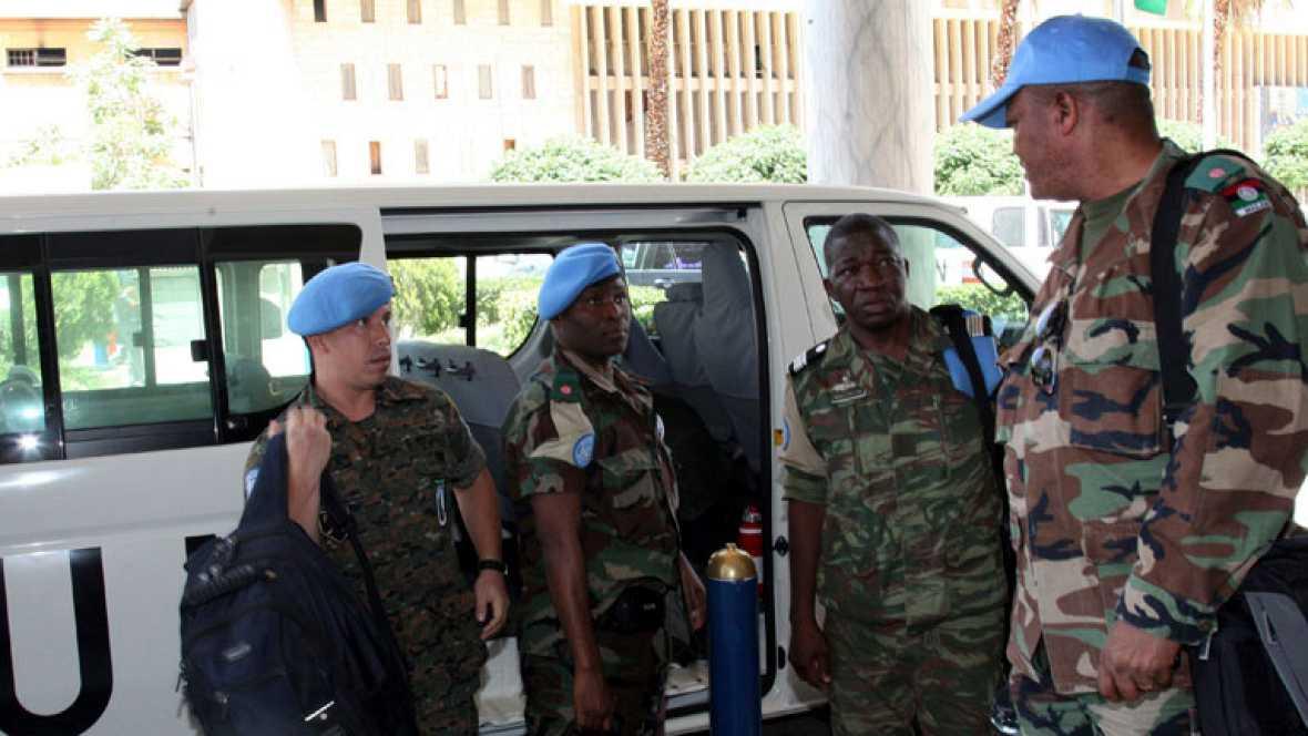 La ONU consigue entrar donde masacraron a 80 personas en Siria