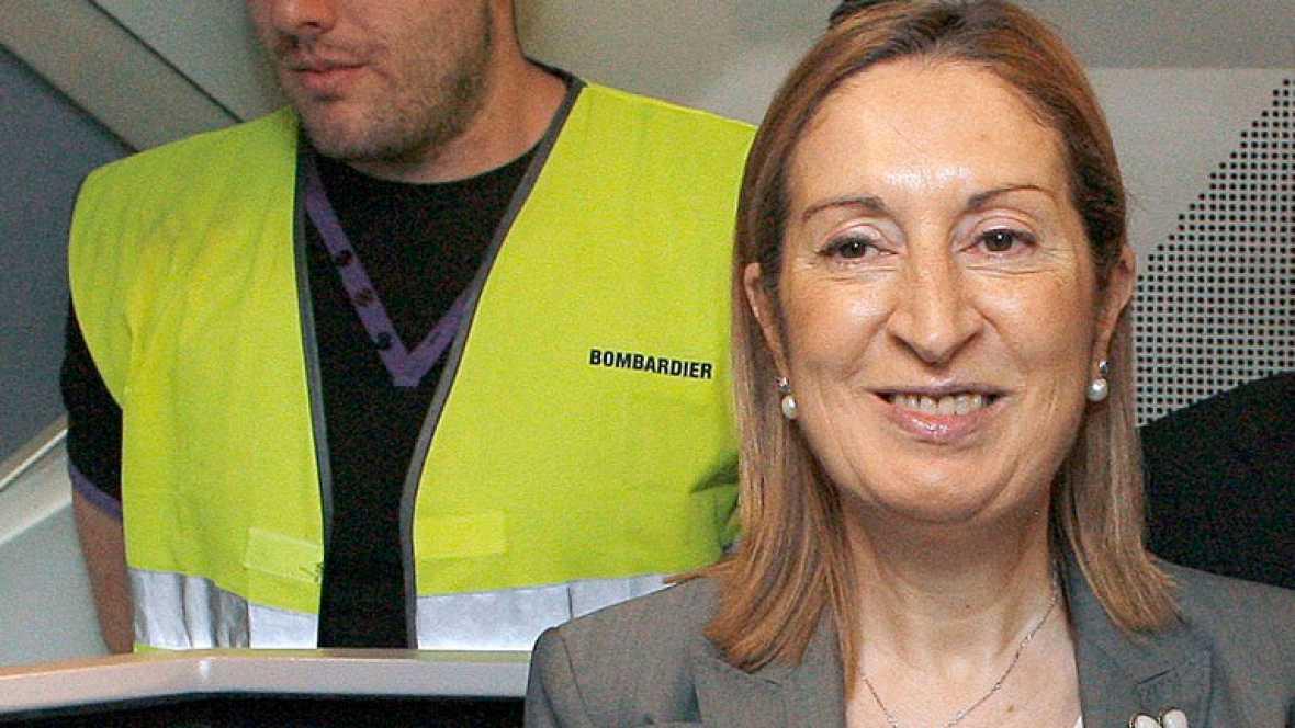 """Ana Pastor: """"Se está trabajando en la recapitalización de las entidades financieras que lo necesitan"""""""