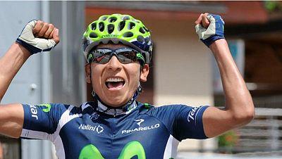 La etapa reina del Dauphiné, para Quintana
