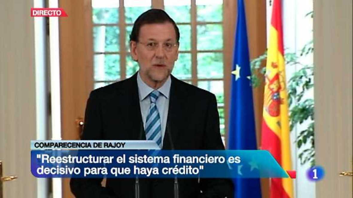 Especial Informativo - Rueda de prensa de Mariano Rajoy - Ver ahora