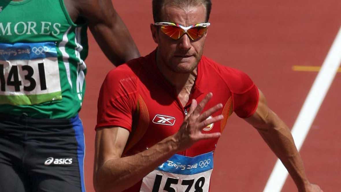 Ángel David Rodríguez se apunta a los Juegos