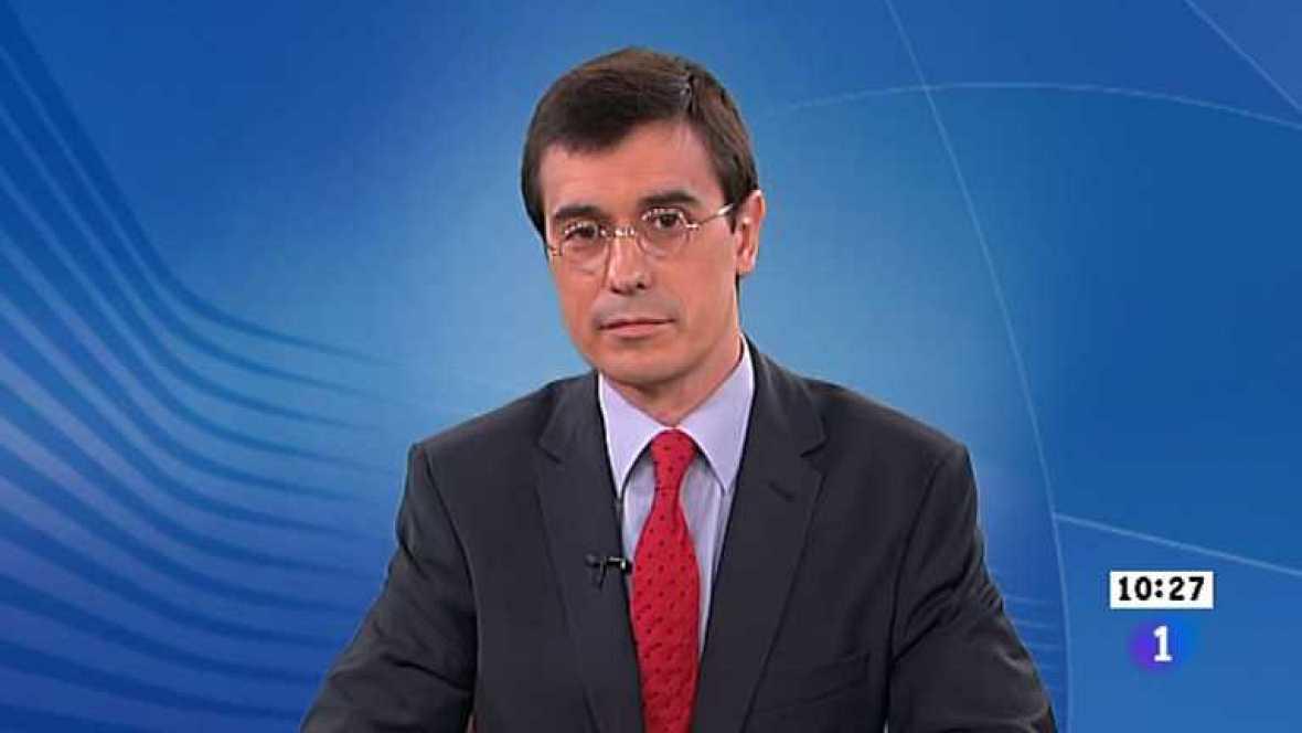 Los desayunos de TVE - Amadeu Altafaj, portavoz de asuntos económicos de la Comisión Europea - ver ahora