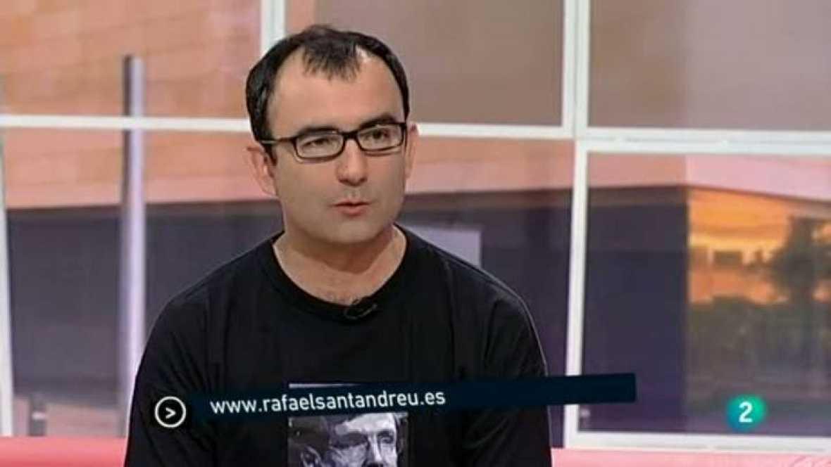 Para Todos La 2 - Entrevista: Rafael SantAndreu