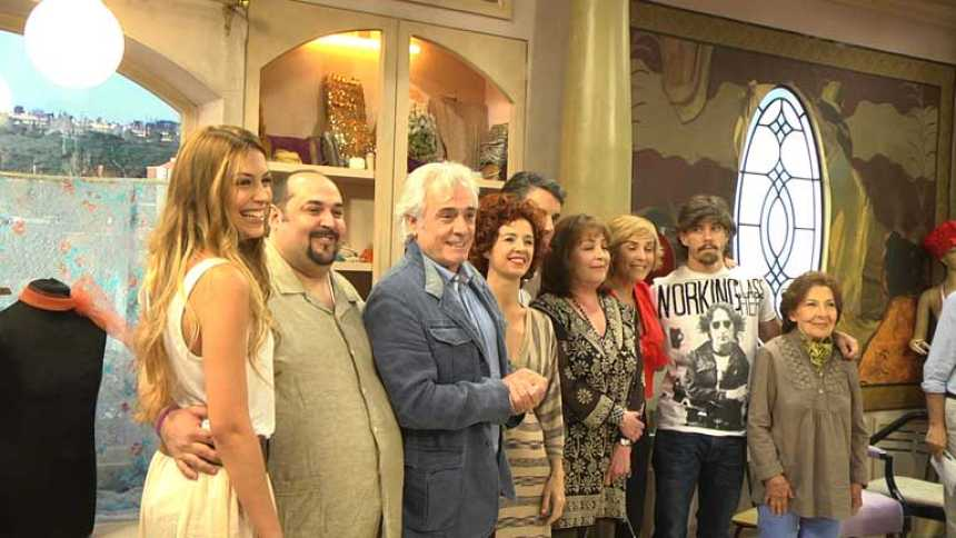 "Carmen Maura y Anabel Alonso protagonizan la nueva serie ""Stamos Okupa2"""