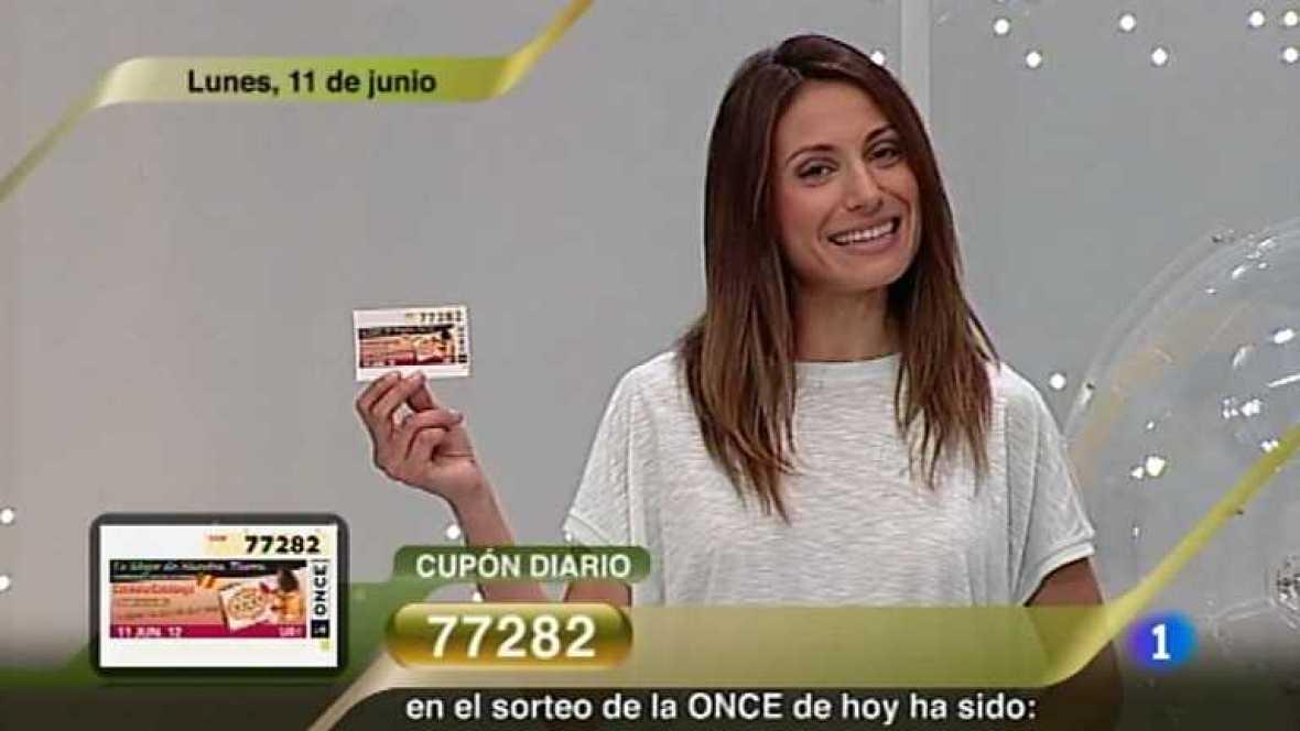 Sorteo ONCE - 11/06/12 - Ver ahora