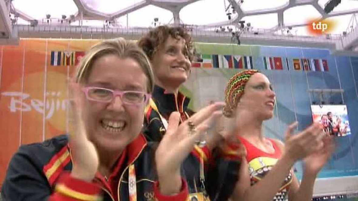 Londes 2012 - Natación sincronizada - ver ahora