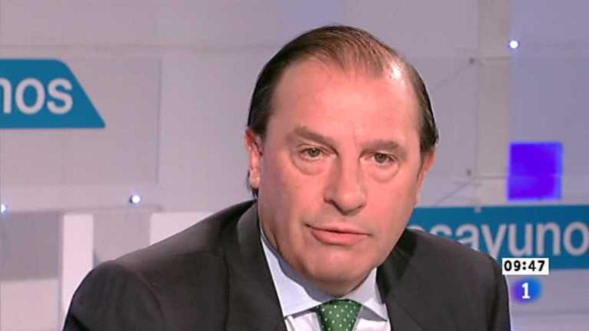 Los desayunos de TVE - Vicente Martínez-Pujalte, portavoz de Economía del PP - Ver ahora