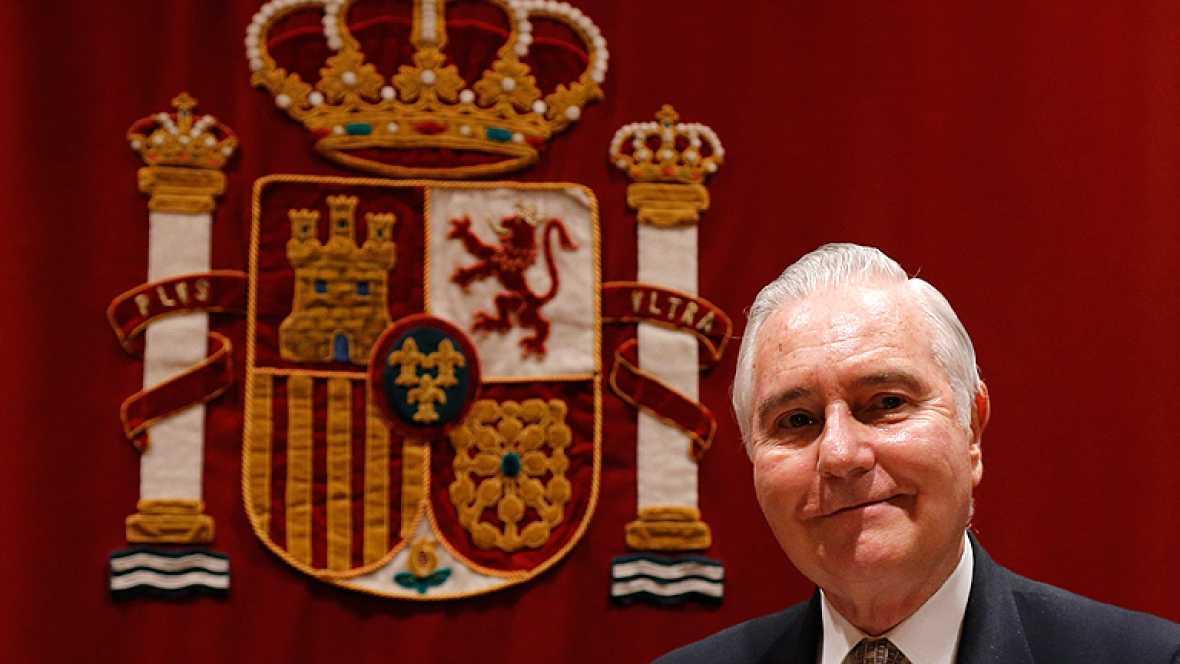 El Congreso acepta la comparecencia de Carlos Dívar