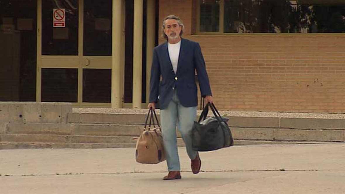 Francisco Correa pasa sus primeras horas en libertad