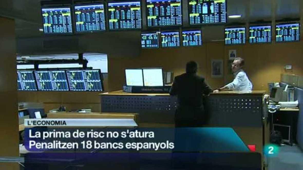 L'informatiu vespre - 12/06/2012