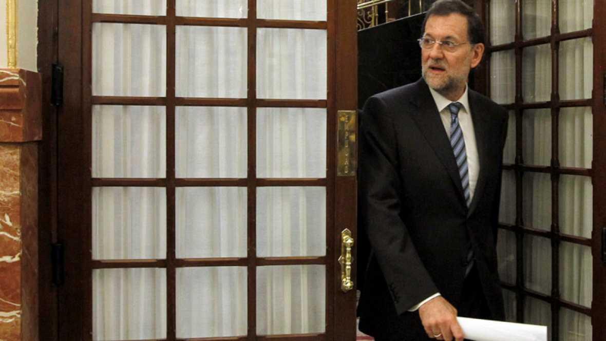 Rajoy pide en una carta más integración bancaria