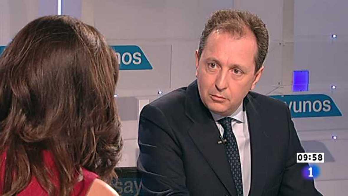 Los desayunos de TVE - Javier Cremades, Secr.Gral. Asoc. accionistas minoritarios de empresas cotizadas - Ver ahora