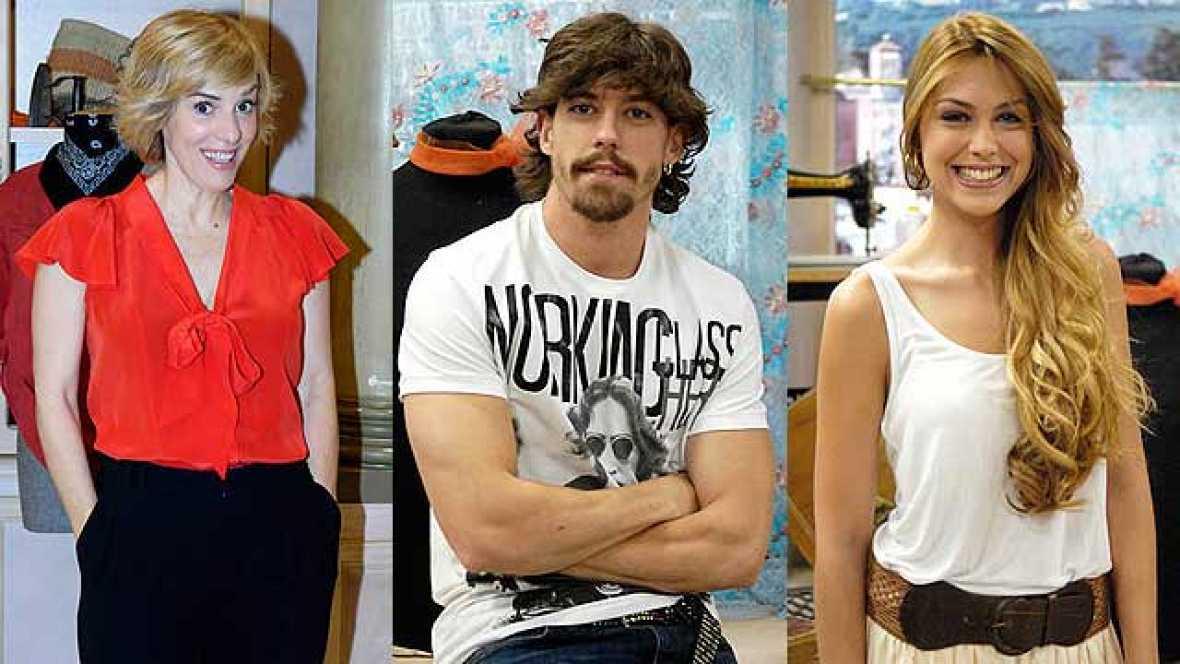 Más Gente - Presentan Stamos Okupa2, la nueva serie de TVE