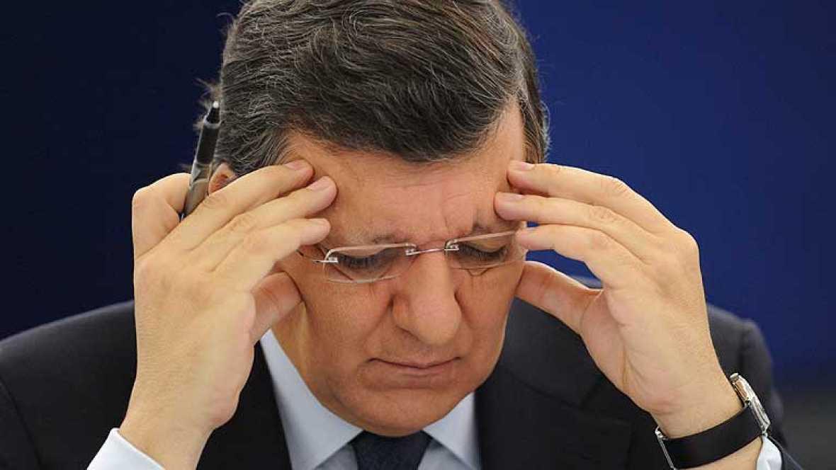 En su intervención ante el pleno del Parlamento europeo, el presidente de la Comisión Europea, José Manuel Durao Barroso, ha afirmado que la ayuda al sector bancario español demuestra la capacidad de la UE para reaccionar rápido.