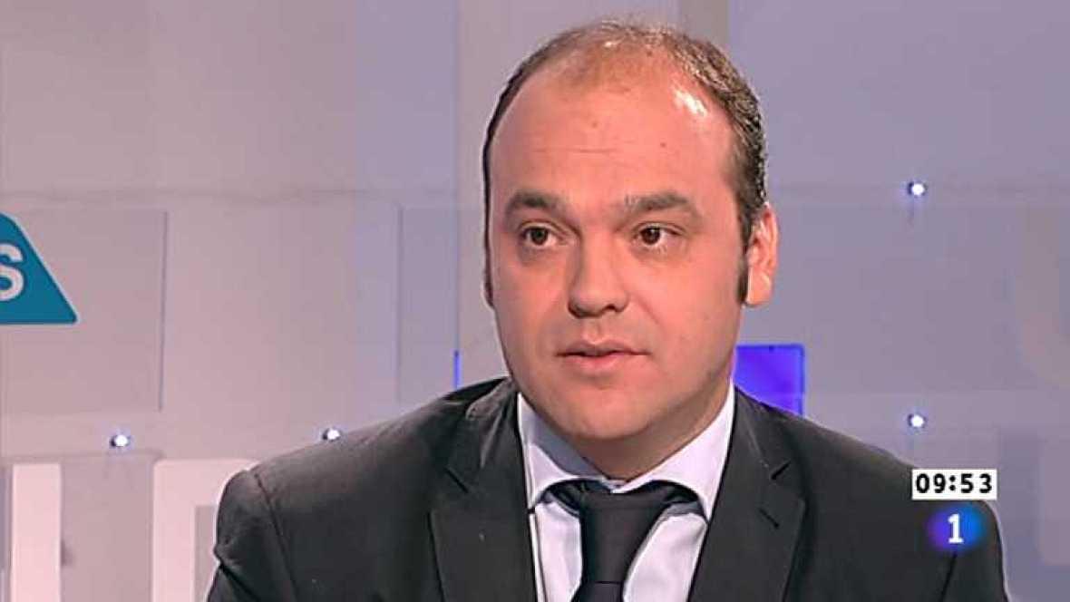 Los desayunos de TVE - José Carlos Díez, profesor de economía de la universidad de Alcalá de Henares y analista financiero - Ver ahora