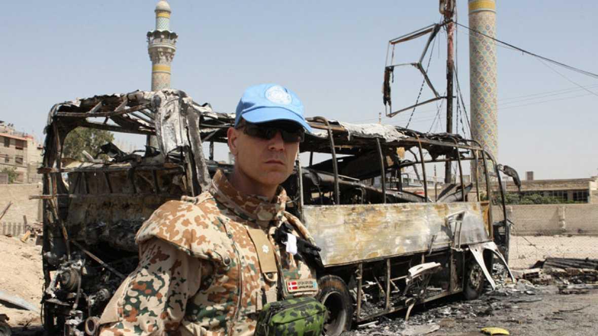 Dos atentados con bomba en Siria causan un número indeterminado de muertos