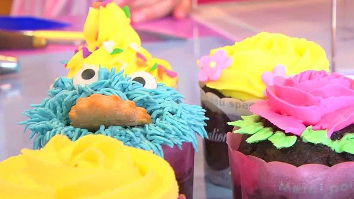 Cursos para hacer cupcakes