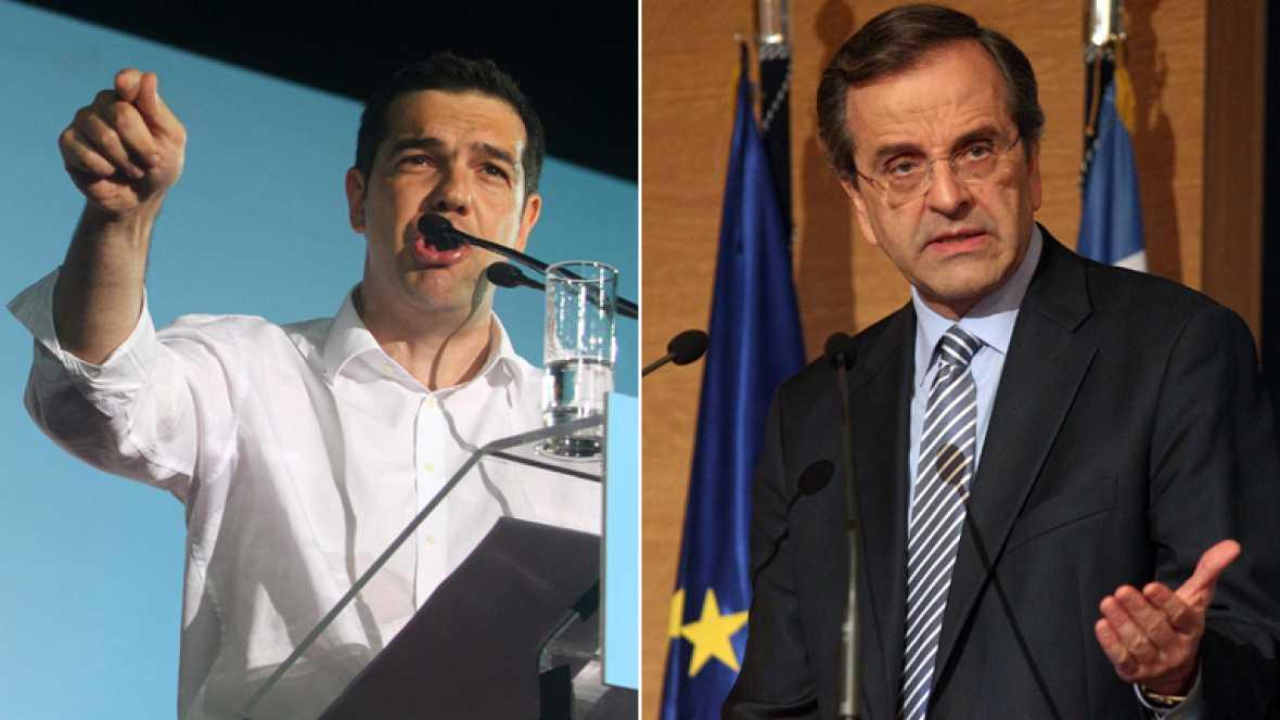 ELECCIONES GRECIA JUNIO 2012