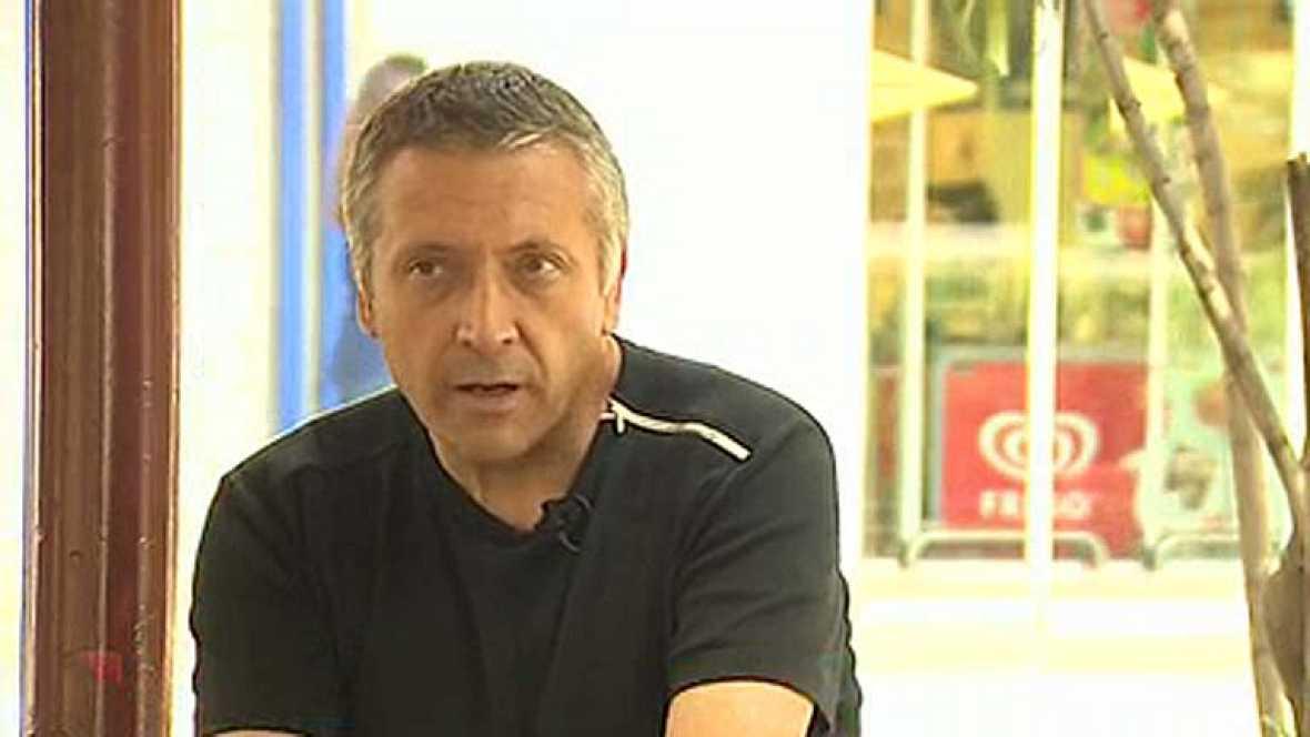 Una víctima del atentado de ETA en Hipercor se reúne este viernes con uno de los autores