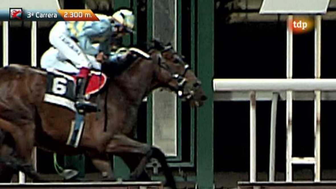 Turf - Carreras de caballos - 14/06/12 -  ver ahora