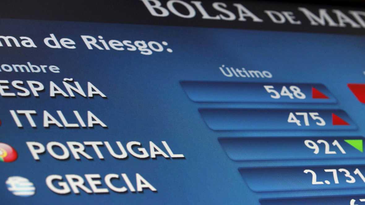 Los planes de los bancos centrales para frenar la ruptura del euro calman los mercados