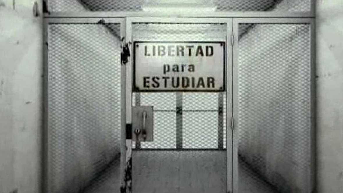 Mujer y centros penitenciarios.
