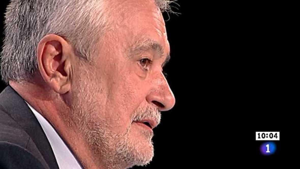 Los desayunos de TVE - José Antonio Griñán, presidente de Andalucía - Ver ahora