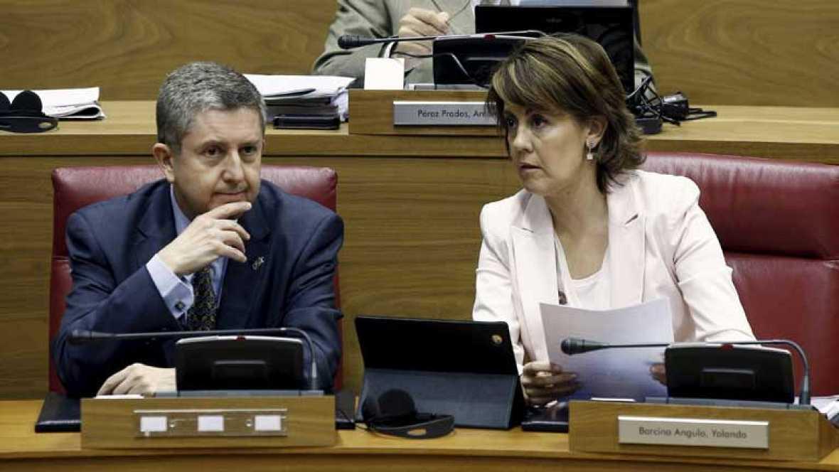 Se rompe el pacto de gobierno en Navarra