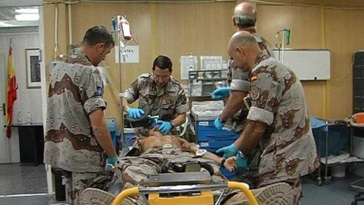La falta de candidatos agrava la situación de la sanidad militar