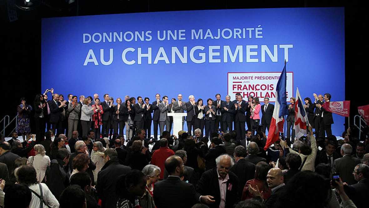 El Partido Socialista francés podría obtener la mayoría absoluta