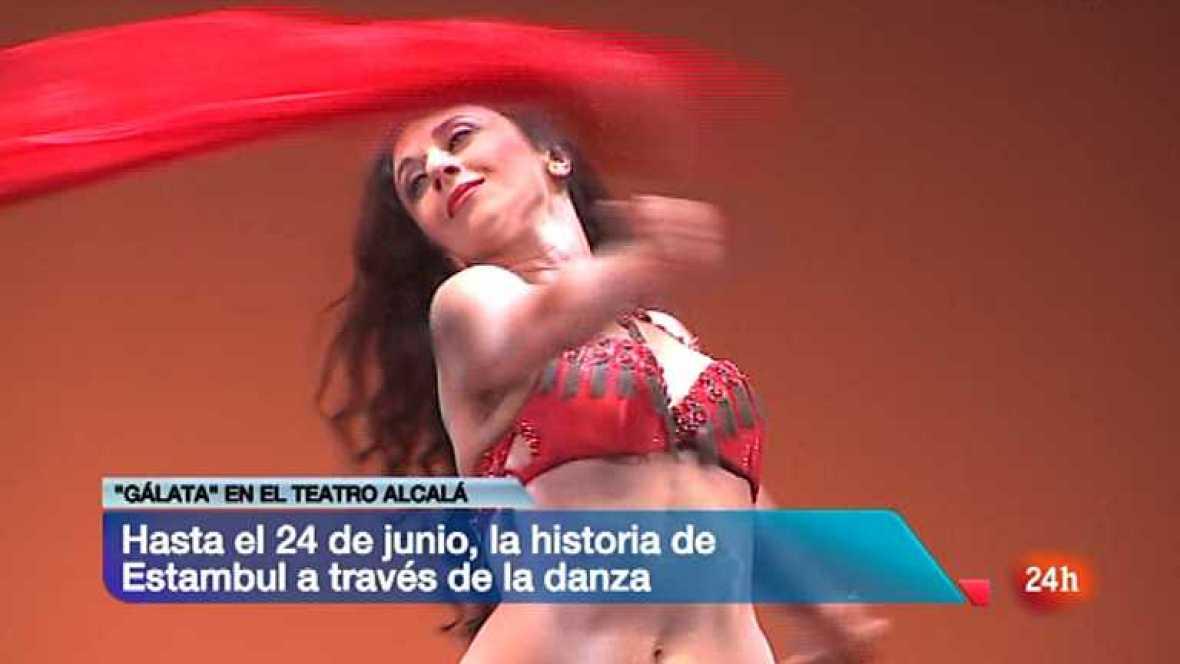 España en 24 horas - 15/06/12 - Ver ahora