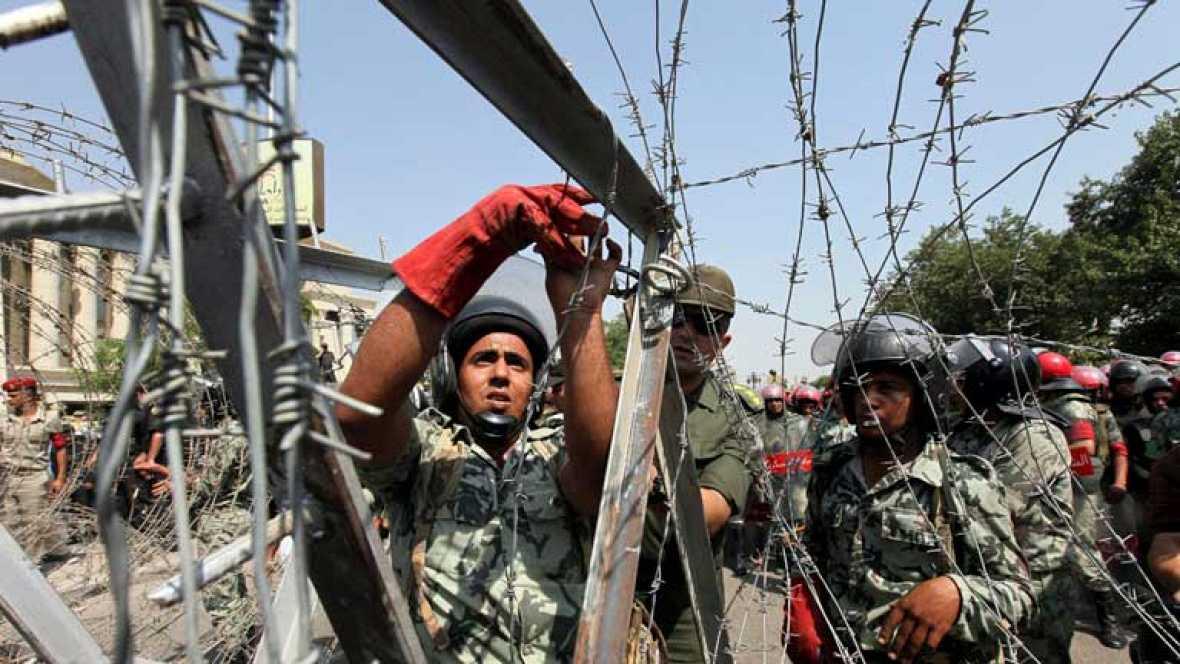 La UE pide a Egipto garantías democráticas en sus elecciones presidenciales