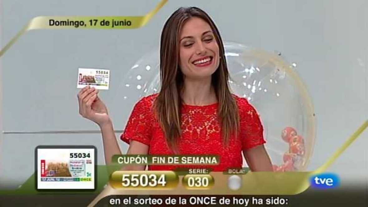 Sorteo ONCE - 17/06/12 - Ver ahora
