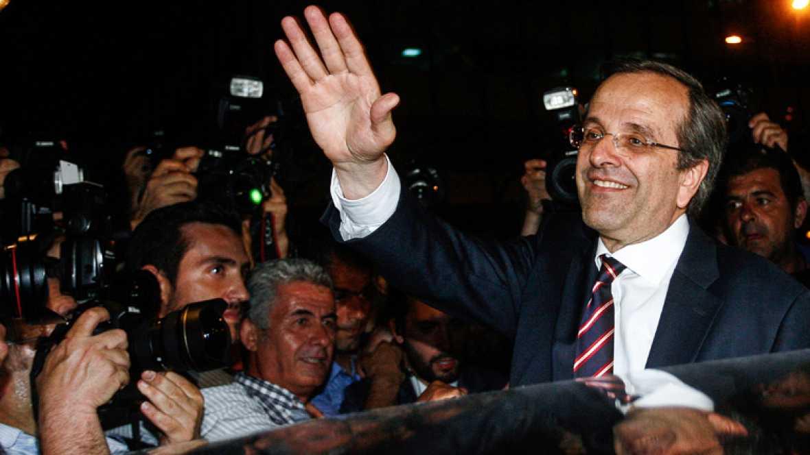 ELECCIONES EN GRECIA 17 DE JUNIO DE 2012