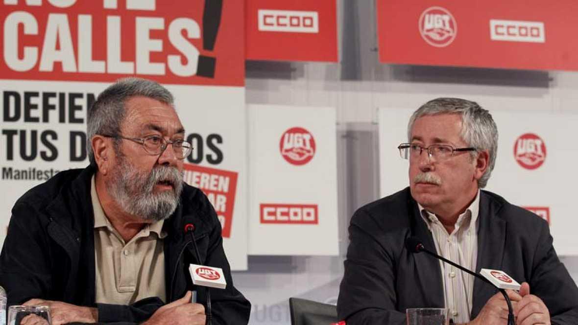 Los sindicatos piden al BCE que intervenga para frenar la prima