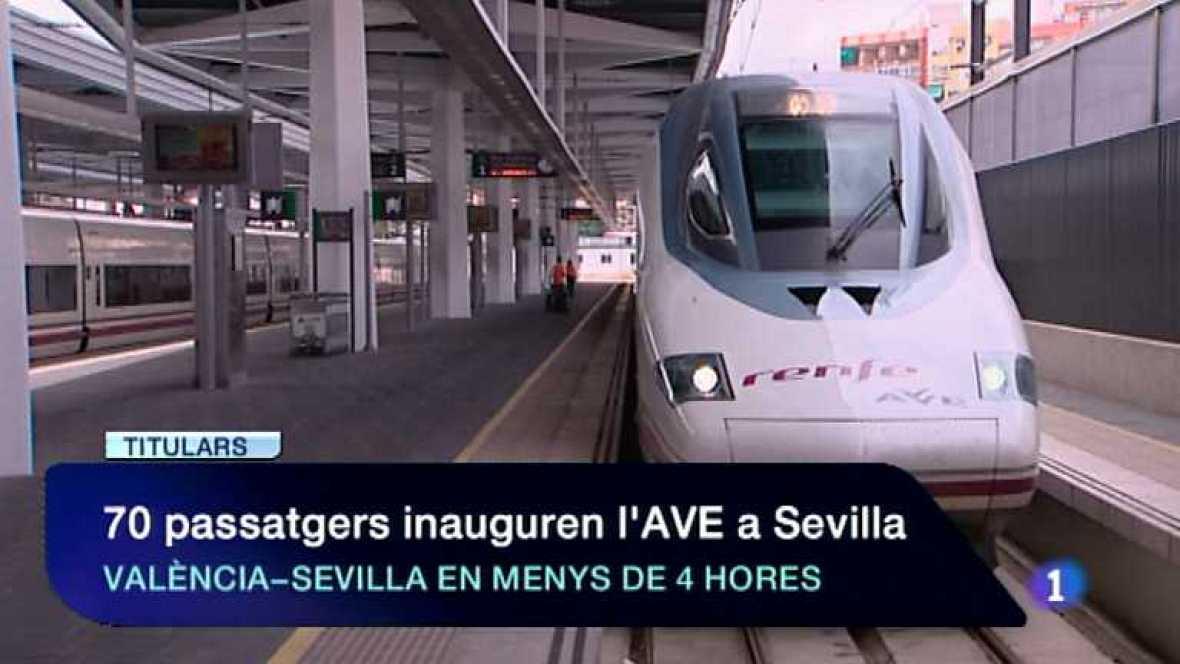 La Comunidad Valenciana en 2' - 18/06/12 - Ver ahora