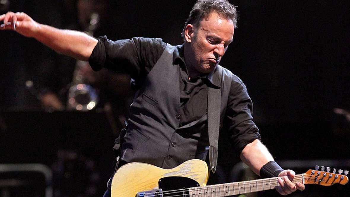 Springsteen, pletórico, ofrece en Madrid el que podría ser el concierto más largo de su historia