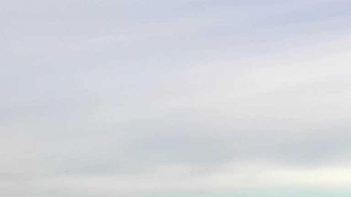 Chubascos localmente fuertes en el nordeste peninsular