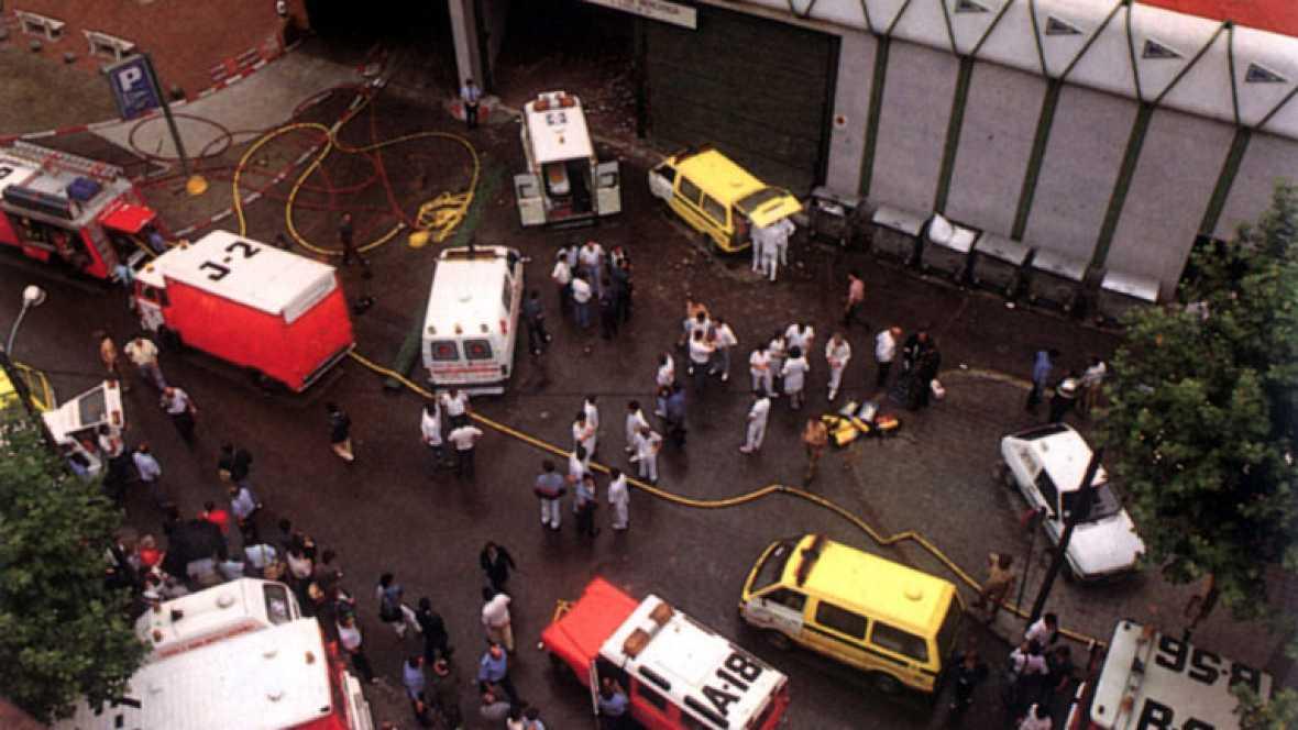 Se cumplen 25 años del atentado de ETA en el supermercado Hipercor