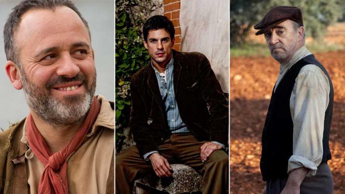 Javier Gutiérrez, Alejo Saura y Álex Angulo ganan el premio Unión de Actores