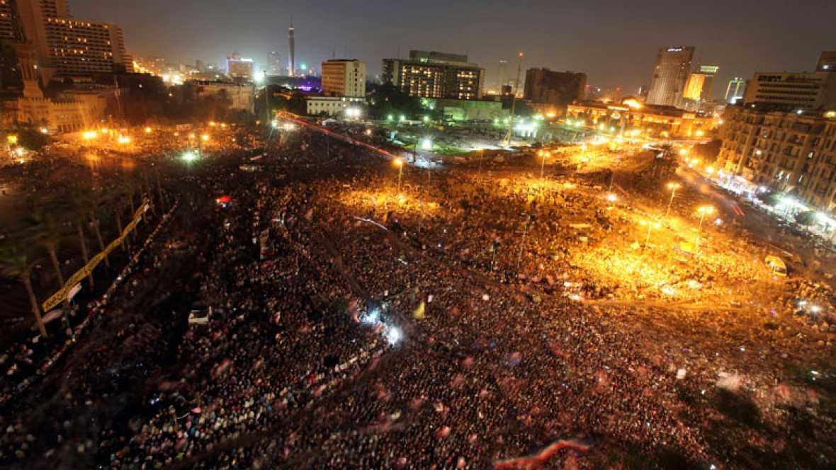 Pugna en Egipto entre los dos candidatos presidenciales