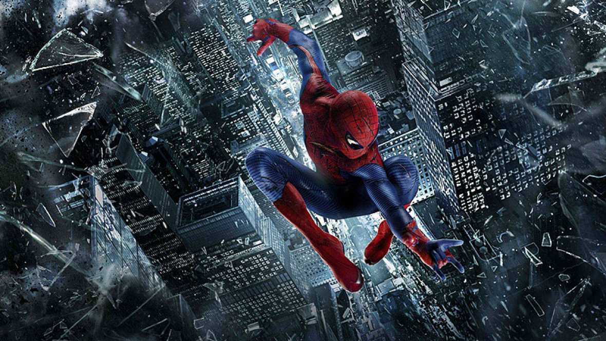 Clip de 'The amazing Spiderman': Spiderman huye de la policía
