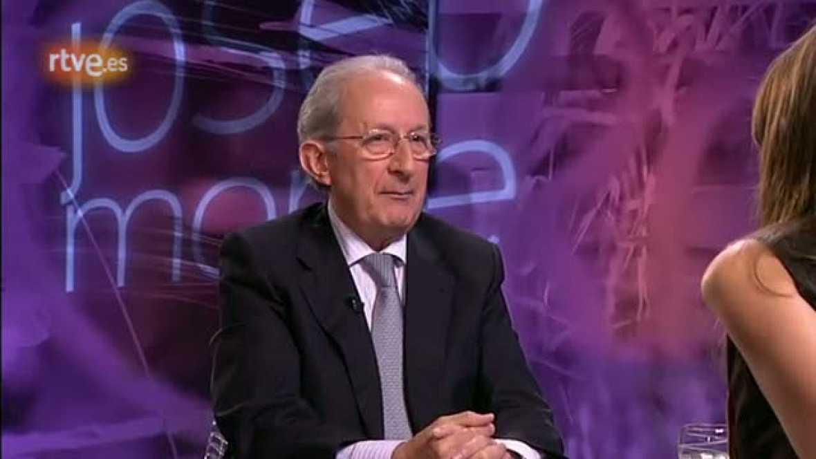 """Gent de paraula - Josep Monje: """"Si fes les meves memòries traicionaria el meu ofici"""""""