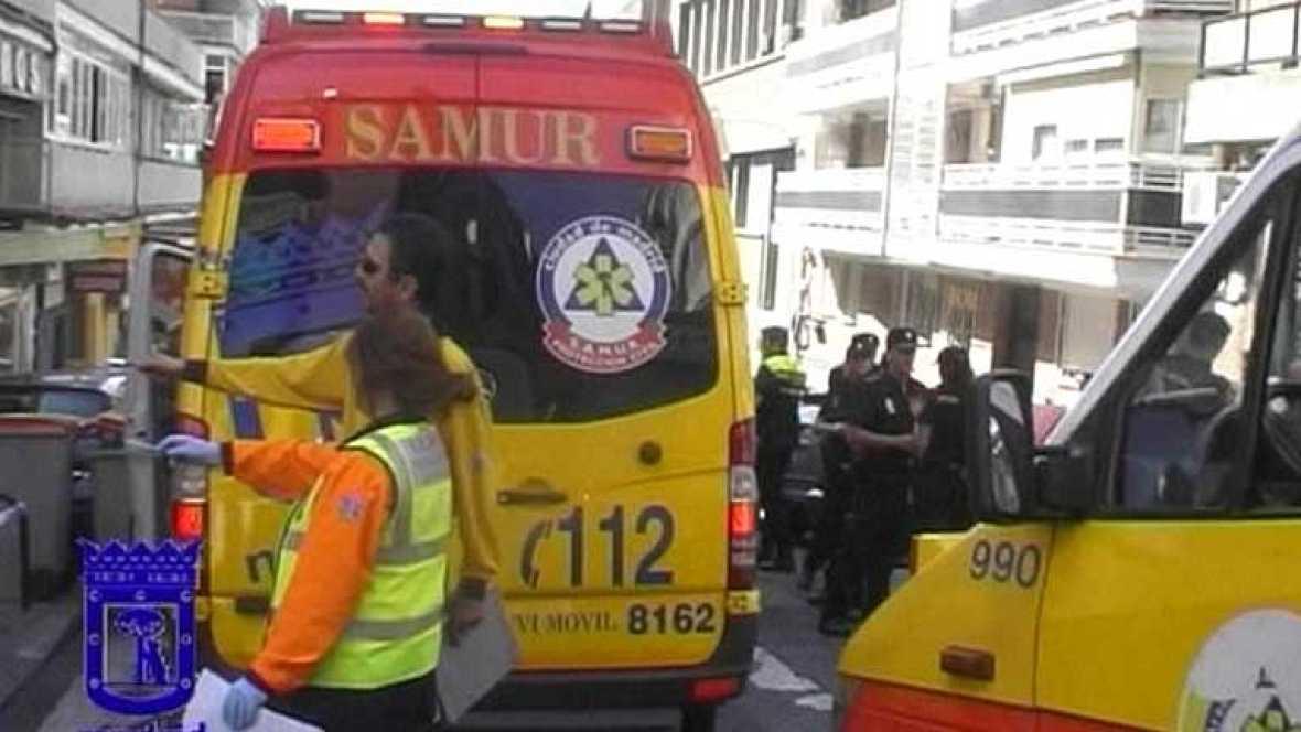 En Madrid, un hombre quema a una mujer de 29 años con ácido