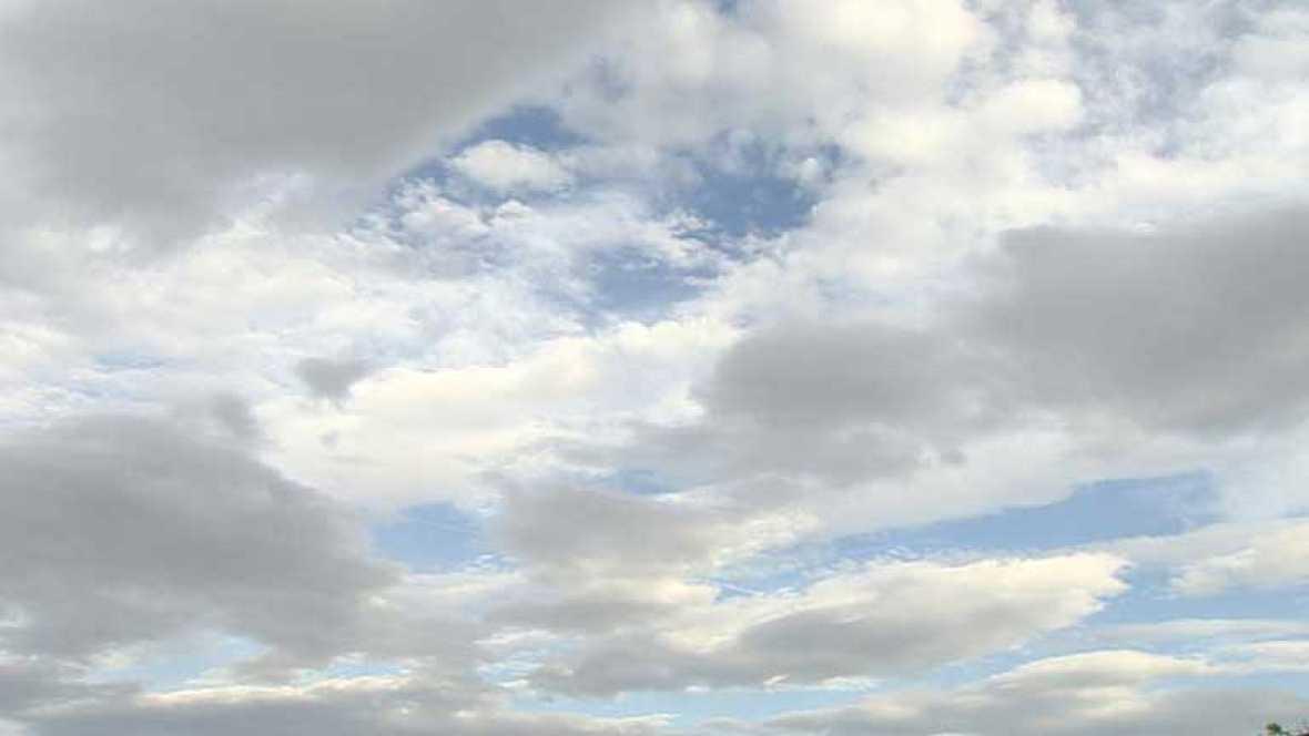 Lluvias en Galicia y viento fuerte en el litoral cantábrico y en el Ampurdán