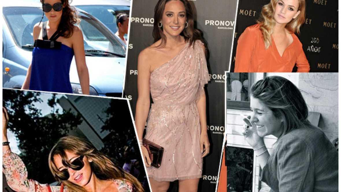 Tamara Falcó brilla con luz propia en la lista de los treinta solteros de oro que ha elegido la revista Vanity Fair. En la lista encontramos a algunos de nuestros famosos más jóvenes que destacan por su éxito profesional, atractivo físico y apellido
