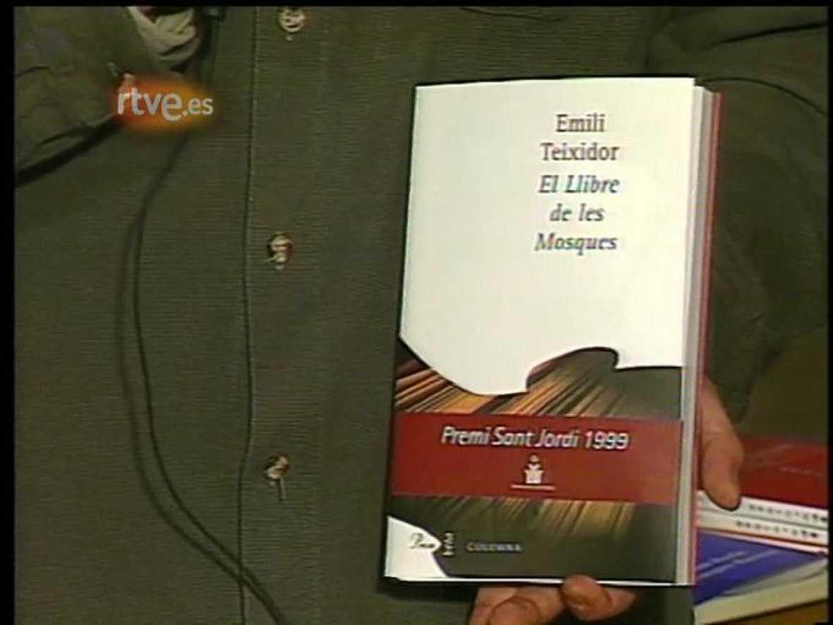 Arxiu TVE Catalunya - Catalunya avui: setmana del llibre