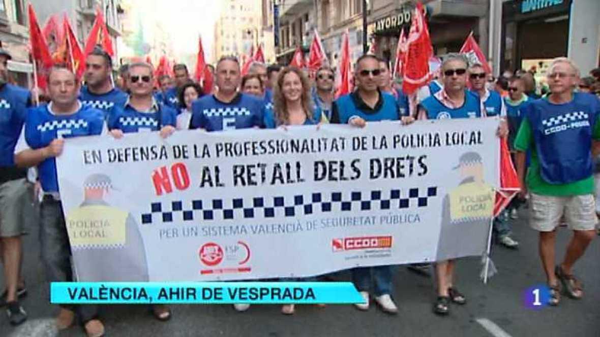L'Informatiu - Comunitat Valenciana - 21/06/12 - Ver ahora