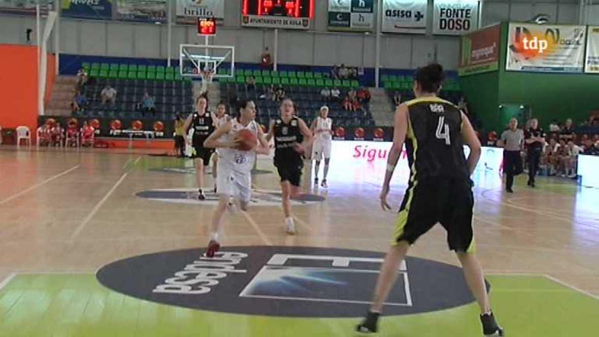 Baloncesto femenino - Clasificación Campeonato de Europa: España-Alemania - Ver ahora