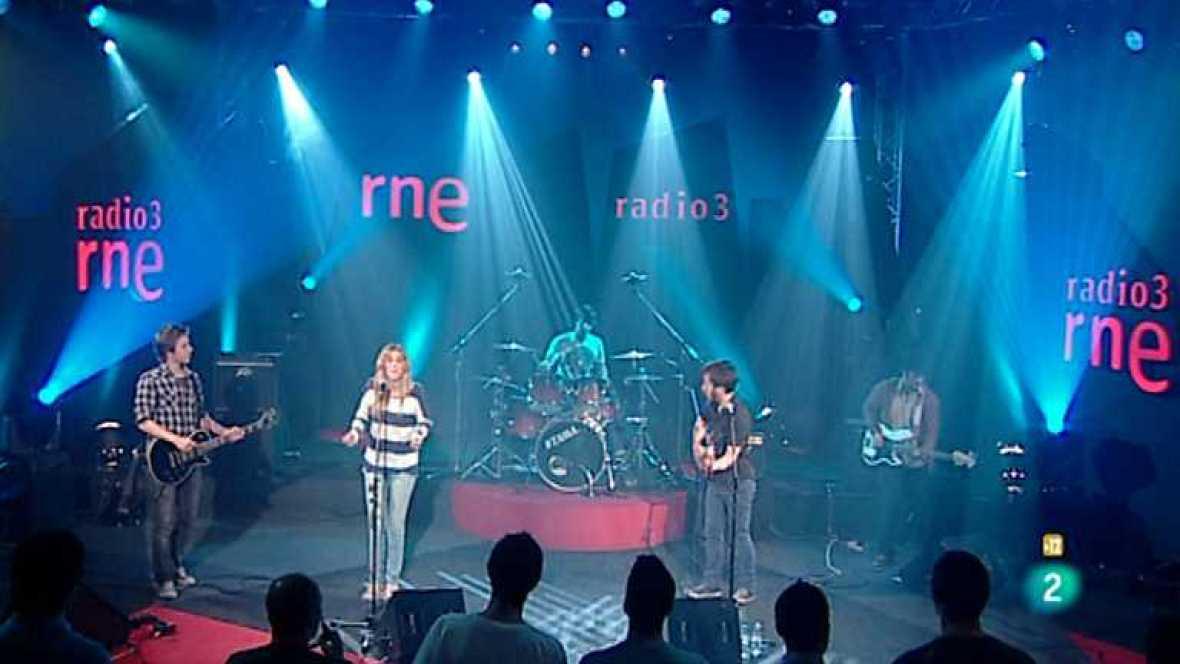 Los conciertos de Radio 3 - Call Me John - ver ahora